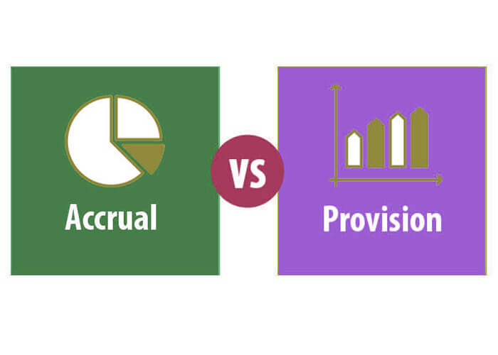 Accruals and Provisions
