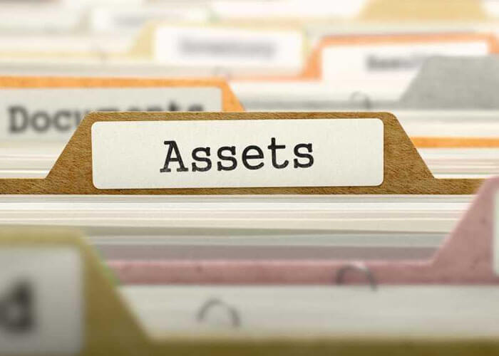 Assets and their types