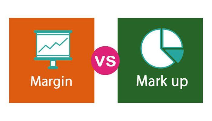 Markup Vs. Margin (or Gross Profit margin)
